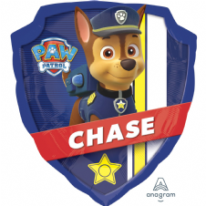 Paw Patrol Chase & Marshall Super Shape Foil Balloon